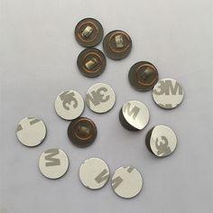 NFC Disc Sticker : Circle 18mm Mifare 1k RFID Anti-Metal RFID Tag