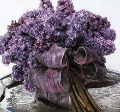 DIY: Pure Lilac from René's Bouquets