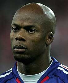 Francia 2006 Thierry Henry, Zinedine Zidane, France