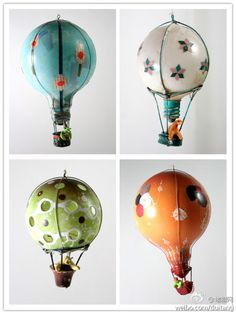 light blub air balloons