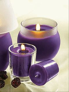 103 Best Candles Images Purple Candles Candles Deep Purple