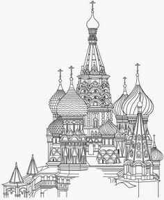 kremlin russia art - Google Search