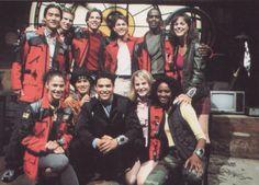 Power Rangers Time Force | Força do Tempo: Uma década de sua estréia!!!