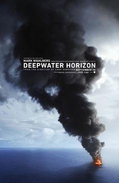 Deepwater Horizon poster #DeepwaterHorizon