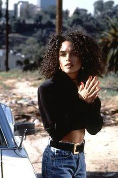 Lisa Bonet classic 90's look