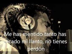 ▶ Por Amarte tanto - Melendi (Letra) - YouTube