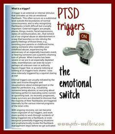 PTSD (Post-Traumatic Stress Disorder) Worksheets | Psychology ...