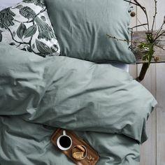 Enzo-pussilakanasetti 69,95 #makuuhuone #pussilakanasetti #hemtex Bedding Sets, Bed Linens, Comforter Sets