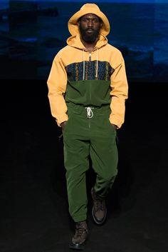 Umit Benan - Fall 2015 Menswear