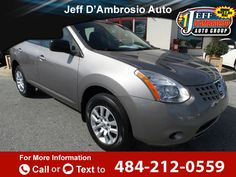 2009 *Nissan*  *Rogue* *S*  105k miles $8,999 105652 miles 484-212-0559 Transmission: Automatic  #Nissan #Rogue #used #cars #JeffDAmbrosioAutoGroup #Downingtown #PA #tapcars