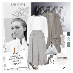"""""""Sin título #2192"""" by liliblue ❤ liked on Polyvore featuring 3.1 Phillip Lim, Autumn Cashmere, Etro, TIBI and Jimmy Choo"""