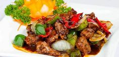 Resep Ayam Lada Hitam | Resepkoki.co