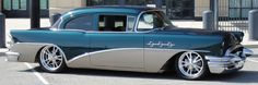 1955 Buick Special Pro Touring