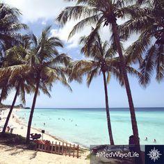 Une croisière avec MSC, c'est aussi l'occasion de découvrir Varadero, une des plus belles plages du monde. Qui se laisse tenter ? #MSCOpera
