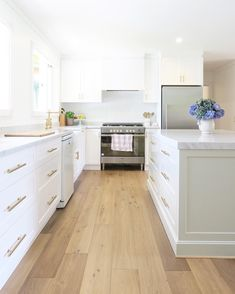 Kitchen almost complete at the Range Cottage renovation | Photo, design and styling by @cottonwoodinteriors