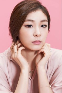 Korean Makeup | Monolid Makeup | Asian Makeup | Yuna Kim