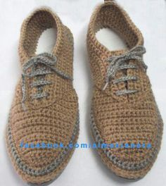 Crocheted Shoe's Vickie Howell's Pinterst Page