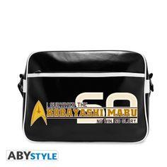 STAR TREK Sac Besace Star Trek Kobayashi Maru Vinyle