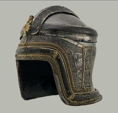 museum-of-artifacts: Helmet of Philip the Handsome. Helmet Armor, Arm Armor, Body Armor, Medieval Helmets, Medieval Armor, Ancient Armor, Armadura Medieval, Museum, Dark Ages