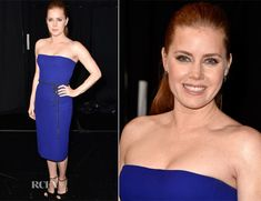 Amy Adams In Gucci – 2015 People's Choice Awards