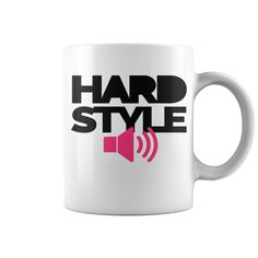 Hardstyle Speaker Music Quote HOT MUG : coffee mug, papa mug, cool mugs, funny coffee mugs, coffee mug funny, mug gift, #mugs #ideas #gift #mugcoffee #coolmug
