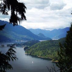 Enjoy the scenic beauty of Burnaby Mountain Park #Vancouver #Travel #ParksInVancouver