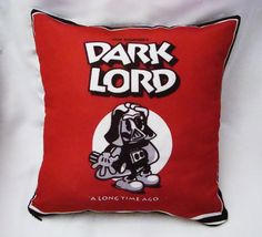 Almofada Star Wars- Dark lord