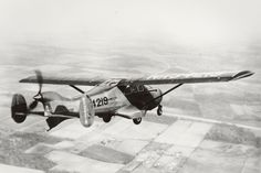 The Waco Model W Aristocraft was an American four-seat monoplane, the last aircraft designed and built by the Waco Aircraft Company.[1] It had an unusual configuration with an engine mounted at the front driving a pusher propeller at the rear. The company had orders for 300 aircraft but decided that the type would need costly development in a shrinking market and only the prototype was completed.