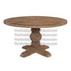 Bohemy Single Pedestal Dining Table Code : ADP DT 003 Dimension : dia:149 x h:80 cm Wooden : Pine Finishing : #CustomColor Buy this #DiningTable for your #homeluxury, your #hotelproject, your #apartmentproject, your #officeproject or your #cafeproject with #wholesalefurniture price and 100% #exporterfurniture. This #BohemySinglePedestalDiningTable has a #highquality of #ShabbyChic #Furniture #AntiqueShabbyFurniture #BohemianFurniture #CustomFurniture #ReproductionFurniture…