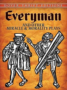 Everyman by Anonymous #classiclit #doverthrift