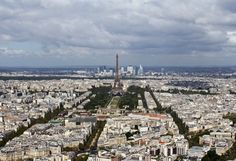 The best view in #Paris