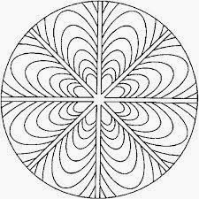 A mandala is a spiritual and ritual symbol used in Hinduism and Buddhism that represents the universe. The basic design of a mandala i. Doodle Coloring, Mandala Coloring Pages, Coloring Book Pages, Coloring Sheets, Mandalas Painting, Mandalas Drawing, Dot Painting, Geometric Mandala, Mandala Design