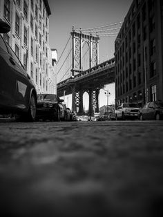 Brooklyn Bridge New York   © Manu Reyboz Photography