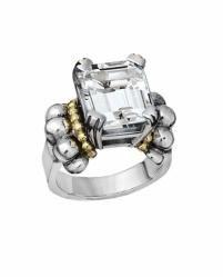 Glacier White Topaz Ring  $650.