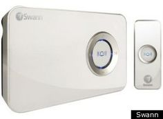 Doorbell DJ - plays any song you want for your doorbell.  Thanks Jason Gilbert from Huff Post for the review.