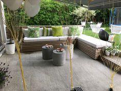 Outdoor Sectional, Sectional Sofa, Outdoor Furniture Sets, Outdoor Decor, Outdoors, Gardens, Home Decor, Porches, Modular Couch