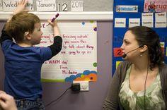 DHH literacy strategies