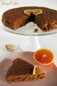 Real Food Recipes, Cake Recipes, Vegan Recipes, Cooking Recipes, Wasc Cake Recipe, Polish Recipes, Polish Food, Vegan Cake, Healthy Sweets