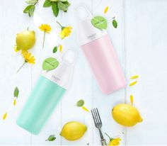 >> Click to Buy << Simple life creative water bottle stainless steel vacuum thermos cup portable mug thermos for tea 340ml #Affiliate