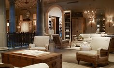 Restoration Hardware Office Furniture | Restoration Hardware