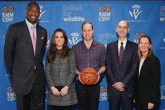 William & Catherine - Visite officielle à New York  le 08 Décembre 2014 ,2ieme jour _ Suite