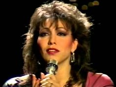 Jennifer Rush - When a voice didn't need synthesizers and back up singers, just pure talent......