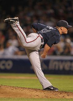 Craig Kimbrel. This man is a beast. The best closer in the league