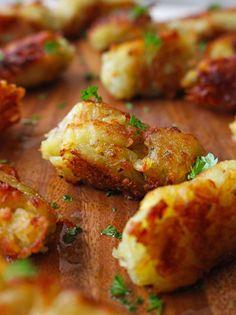 Crunchy Homemade Tat