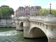 Pont Neuf, Île de la Cité