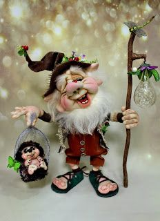 Small Sculptures, Soft Sculpture, Elf Face, Belle And Beast, Polymer Clay Dolls, Stencil Patterns, Clay Ornaments, Clay Figures, Fairy Art