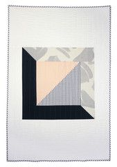 Lakehouse quilt by Homefront