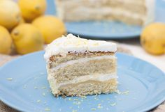Tarta de lemon curd y chocolate blanco   La cuchara azul
