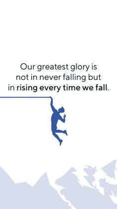 Successful people are the ones who don't give up on failing. They try again and again and finally reach their destination. Learn more of such motivational quotes for businesses. Successful People, Don't Give Up, Business Quotes, Try Again, Fails, Motivational Quotes, Social Media, Photo And Video, Learning