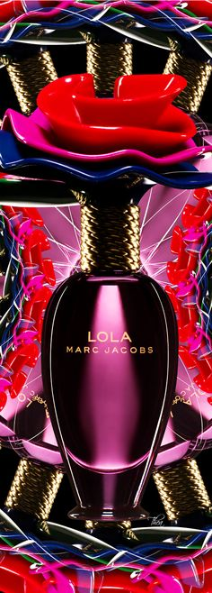 Frivolous Fabulous - Lola Marc Jacobs for Miss Frivolous Fabulous